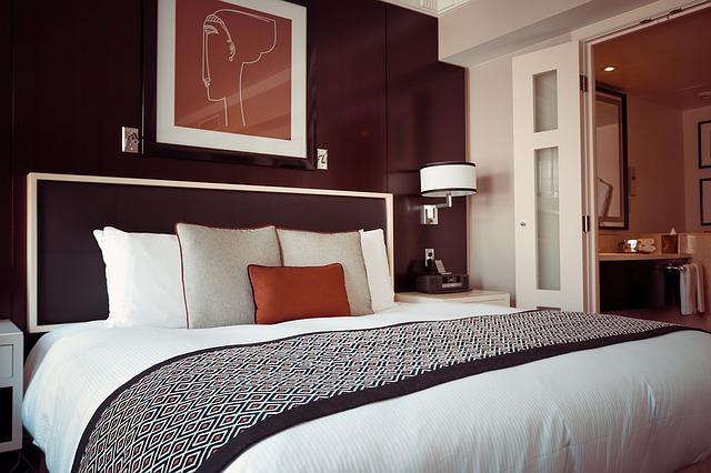 Vermindering energiebelasting geldt voor ruimtes met een verblijfsfunctie zoals hotels
